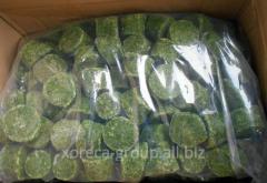 Spinach cut frozen