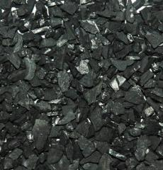Coal the activated, Absorbent carbon, coconut