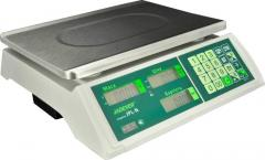 Trade electronic scales of JPL-N (new) LCD/LED of
