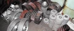 Agricultural spare parts to grain-harvesting