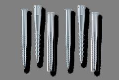 Geoscrews for the screw base