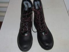 Special footwear, production Poland