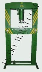 Hydraulic press 20 t.