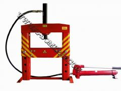 Press of hydraulic 10 t.