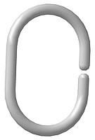 Кольцо для штор в ванную