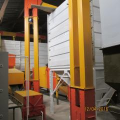 Conveyors, shnekovy, scraper, screw conveyors.