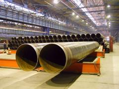 Pipes are thermal, Pipes thermal with delivery,