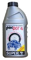 Тормозная жидкость РосДОТ 4