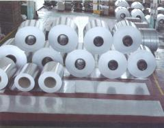 Tapes from aluminum and aluminum alloys, the Tape