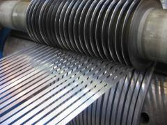 Holodnokatany of heat-resistant steel, the Tape