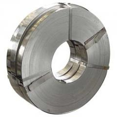 Tapes cold-rolled of tool steel