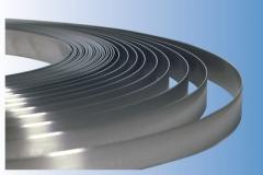 Tapes cold-rolled of a structural steel