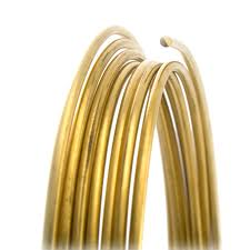 The brass wire, Brass wire from the producer, the