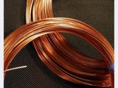 The wire from non-ferrous metals, the Wire from