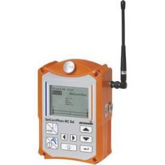 Detector of leak of water by methods of