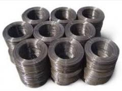 The wire from ferrous metals, the Wire from