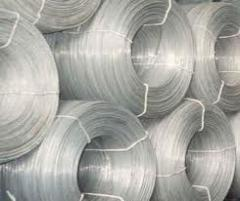 The wire is steel low-carbonaceous, the Wire steel