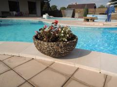 Florists Chasha, invoice 012, natural stone