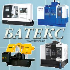 Machines Discounts, metal-cutting with ChPU, to