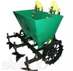 La sembradora de patatas KSP-2