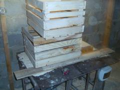 ארגזי עץ