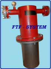 Filter of diesel fuel. Filters of purification of