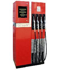 Columns oil filling Shelf of MRK-4 Oil refuelers