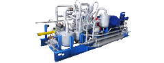 SHELF compressors of the Machine and equipment of