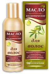 "Hair oil ""Food and strengthening."