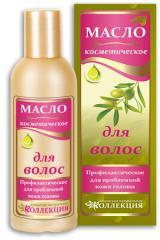 """Hair oil """"Preventive."""