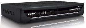 Ресивер спутникового телевидения Openbox s6 PVR