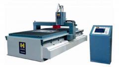 Máquinas de corte con plasma