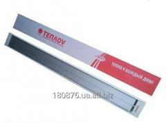 Panel infrared heaters
