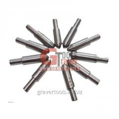 Diamond needles for engraving machines