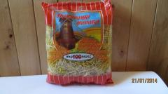 Vermicelli from the producer. Packaging: kg