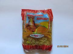 Noodles. Wholesale prices from the producer.