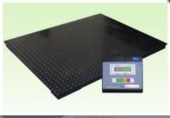 Scales electronic platform VN-500, VN-1000,