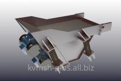 Вибропитатели ПВО для магнитных сепараторов