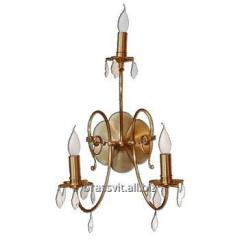 Sconce Golden Shower