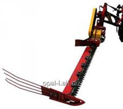Mower hinged tractor KHT-1.3