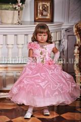 Детское платье нарядное 10-0002