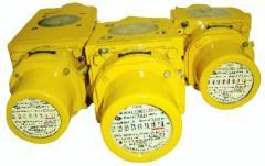 Gas counter rotor G16 RGA-Ekh 1:100