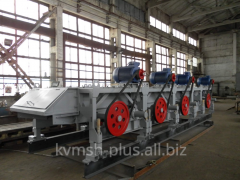 Rotary mixing devices CP