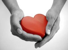 Карта серцева для захисту й зміцнення серця