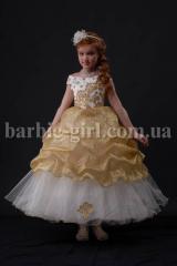 Детское платье нарядное RUD_1012