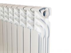 Алюминиевые радиаторы Alltermo 500/85