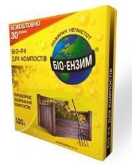 Био-энзим Р4, для компостов. Артикул: 030061