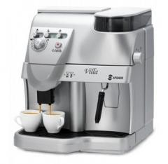 The automatic coffee maker for the house and