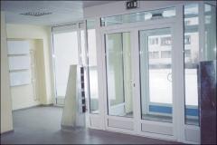 Группы входные, двери металлопластиковые