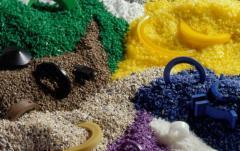 Отходы полимерных материалов